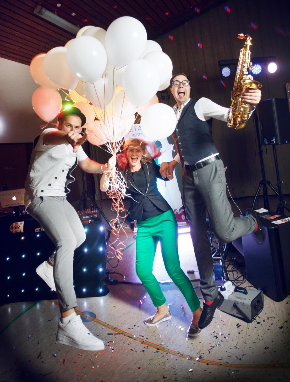 Unser Team Vetal-Music